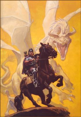 Грегори Манчесс. Рыцарь