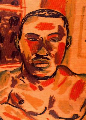 Хуан Ботас. Портрет