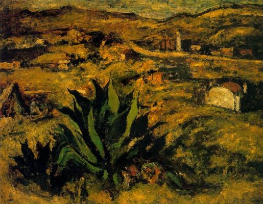 Arturo Souto. Plants
