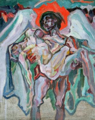 Alexey (Oleksa) Novakovsky. The angel of death