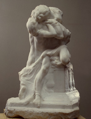 Огюст Роден. Ромео и Джульетта