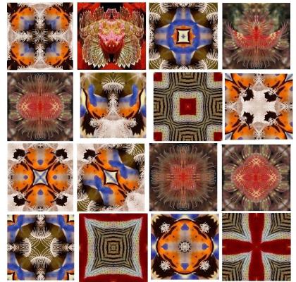 MARK YAKOVLEVICH GOLDFAYN. Ornaments