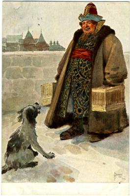 Сергей Сергеевич Соломко. Любитель птиц