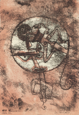 Paul Klee. The One in Love