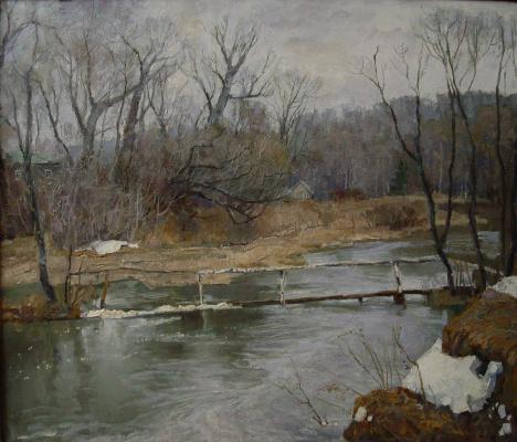 Boris Petrovich Zakharov. Hollow water.