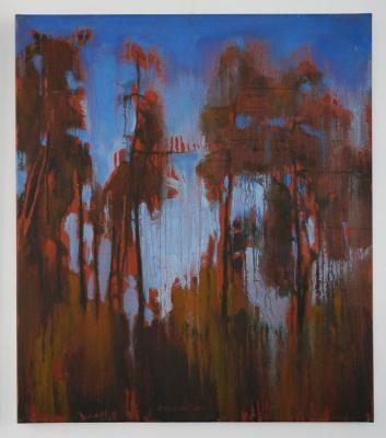 Alexey Belusenko. Svyatoshyn. Pines (# 2)