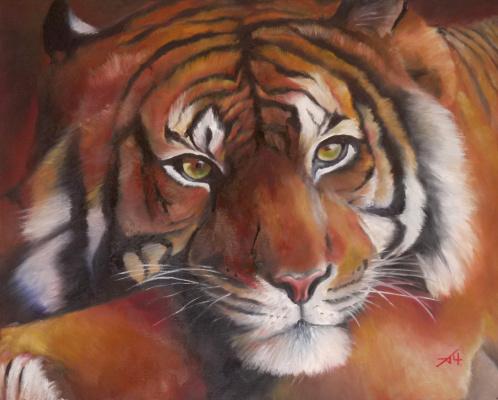 Alexey Chernov. Tiger
