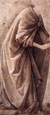 Доменико Гирландайо. Изучение одежды