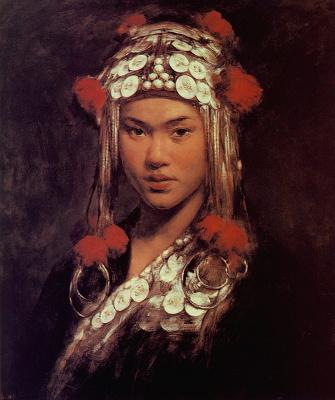 Чжан Ли. Девушка Юна
