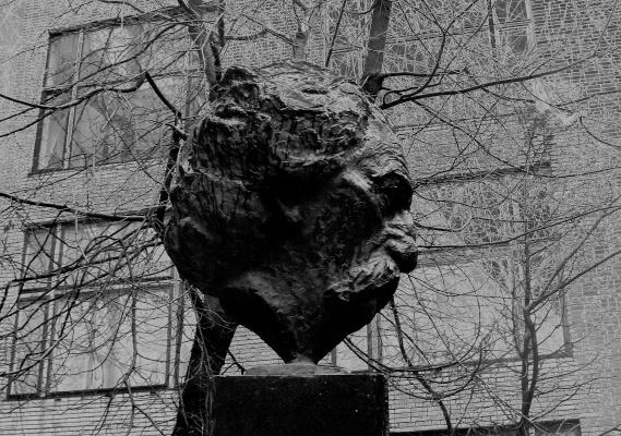 Михаил ни один А. Яковлев. Юрий Лотман портрет .Рудомино Всероссийская Государственная Библиотека иностранной литературы, Москва