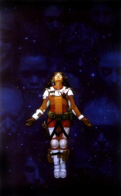Дориан Вальехо. Звездное небо