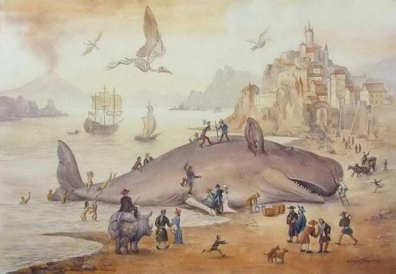 Дмитрий Старцев. Leviathan