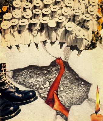 Amparo Segara. Shoes
