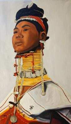 Alexandra Miller. Burma