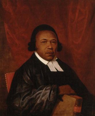 Raphaelle Peale. Portrait Of Absalom Jones