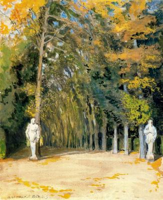 Alexander Nikolaevich Benoit. Alley