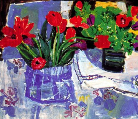 Хосеп-Мария Маллол Суасо. Цветы