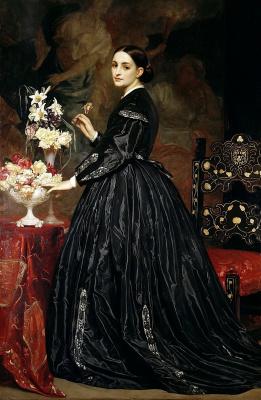 Frederic Leighton. Mrs. James Guthrie