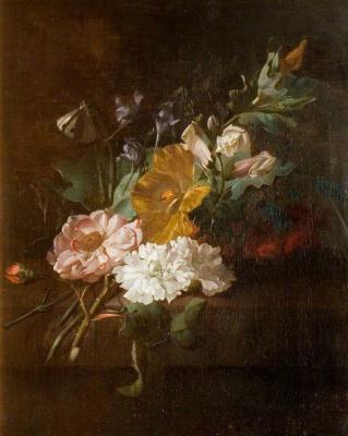 Рашель Рюйш. Цветы