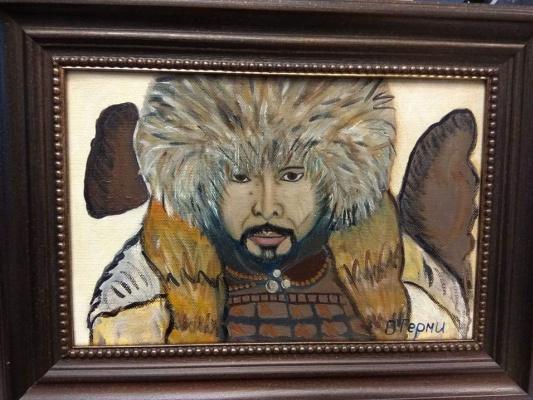 Olga Hermiseeva. Genghis Khan