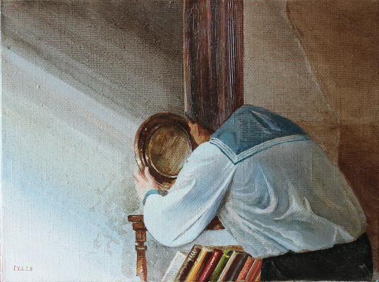 Igor Mikhailovich Gusev. Catcher reflections