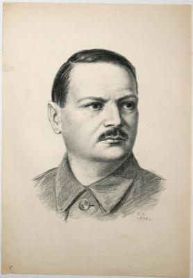 Семен Иванович Аферов. Ворошилов