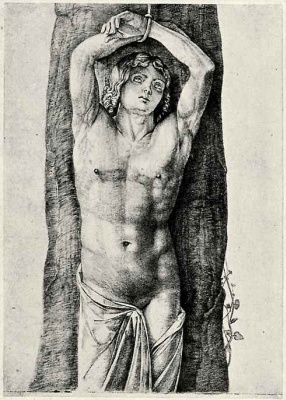 Jacopo de Barbary. Saint Sebastian