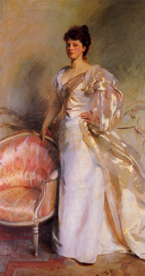 John Singer Sargent. Mrs. George Swinton (Elizabeth Ebsworth)