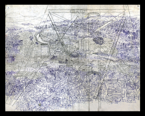 Андрей Владимирович Хан. Панорама