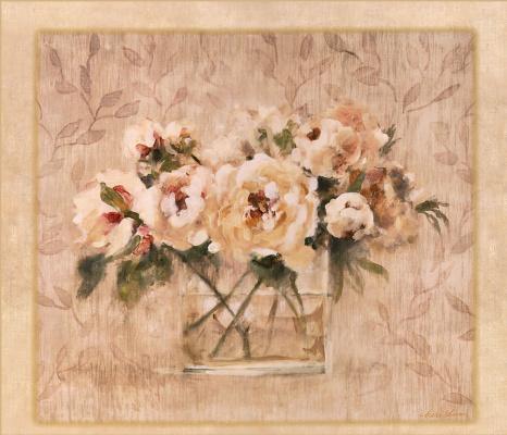 Чери Блюм. Белые розы
