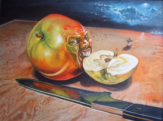 Ramaz Razmadze. The Apple of discord