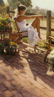 Steve Hanks. Plot 47