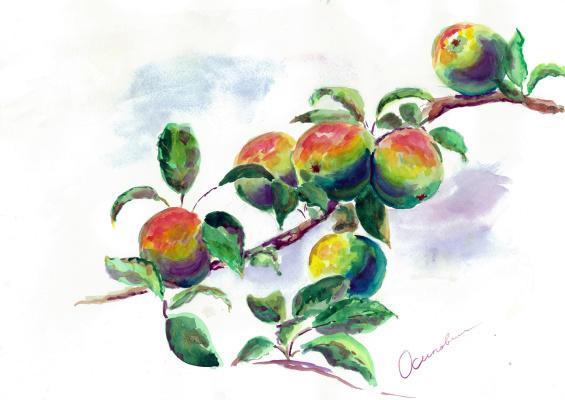 Екатерина Викторовна Митрофанова. Apples