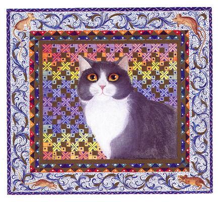 Изабель Брент. Серый кот