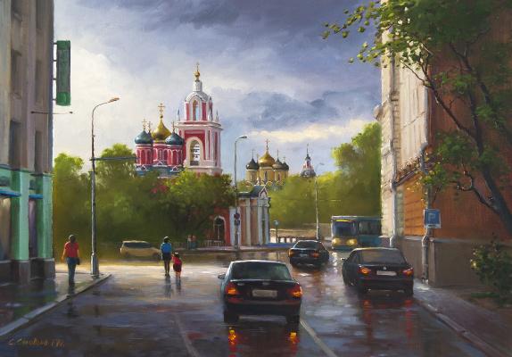 Сергей Николаевич Соловьёв. Варварка