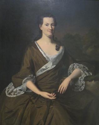 John Singleton Copley. Mrs. Thomas Green