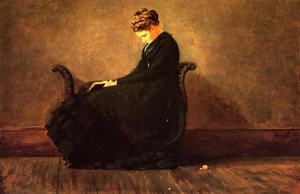 Winslow Homer. Portrait of Helen de Kay