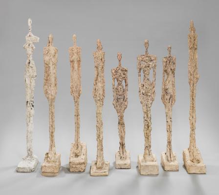 Alberto Giacometti. Women of Venice (Femmes de Venise)