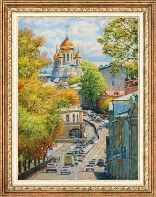 Igor Razzhivin. The new look of the beloved city