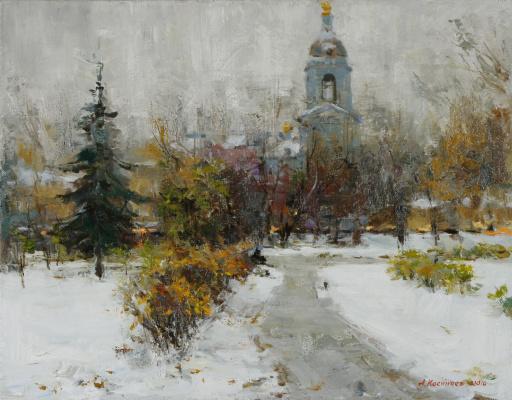 Alexander Evgenievich Kosnichev. Mosev. Ust Park