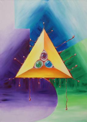 Julia Yuryevna Belyaeva. Bloody triangle