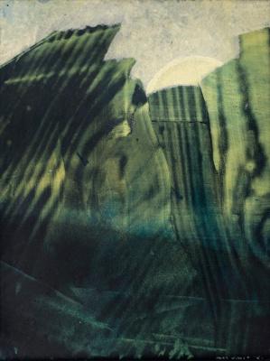 Max Ernst. Untitled (La Forêt)