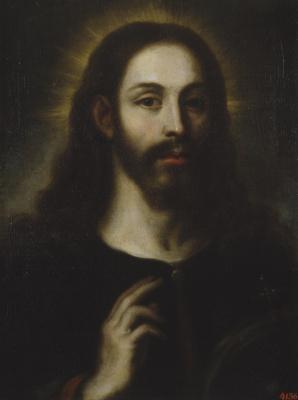 Juan Batista Martinez del Maso. Christ the Savior