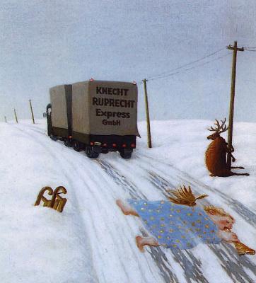 Михаэль Сова. Рождество грядет