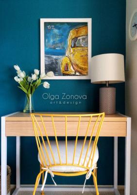 Olga Zonova. Volkswagen juke