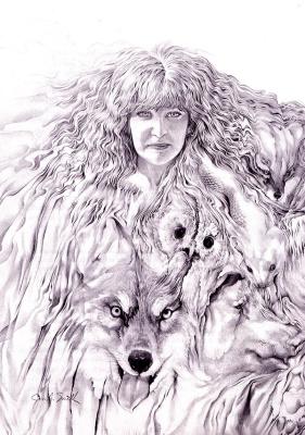 Джосеф Смит. Белая богиня