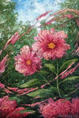 Yuri Vladimirovich Sizonenko. Forest flowers.