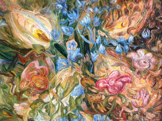 Agnes Carrot. Garden of Eden