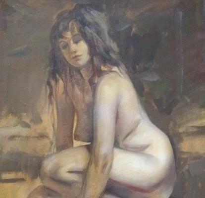 Alexander Serdyukov. Nude