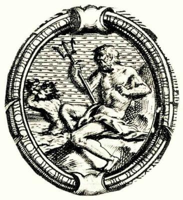 William Hogarth. Neptune